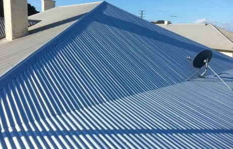 partial re-roof