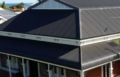 Iron Roof Restoration